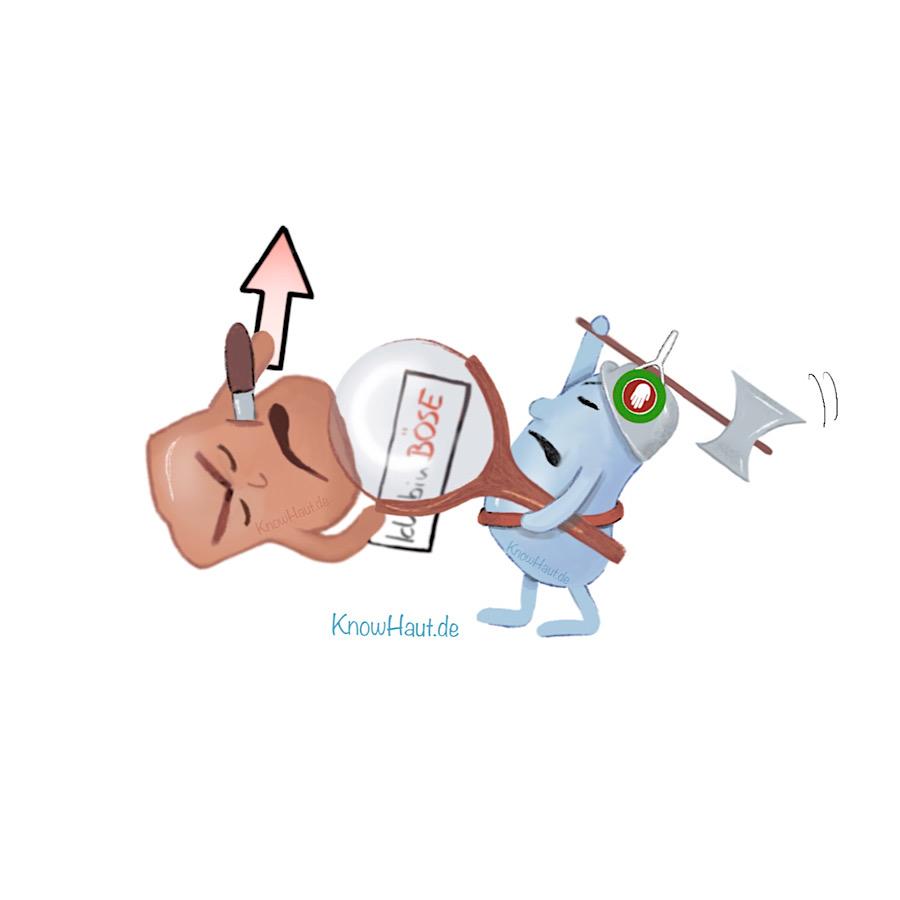 Zytotoxische Zelle kann wieder angreifen